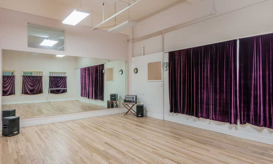Dance Studio Rental At The Dance Hub The Dance Hub Santa Barbara