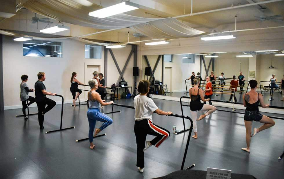 Ballet Fitness and Fundamentals