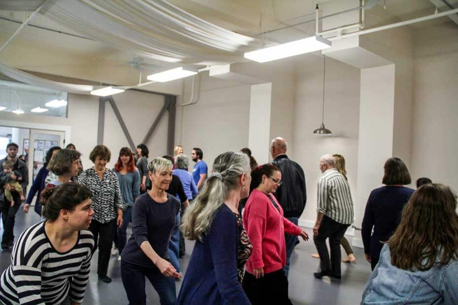 Dance Break: Up Close at The Dance Hub