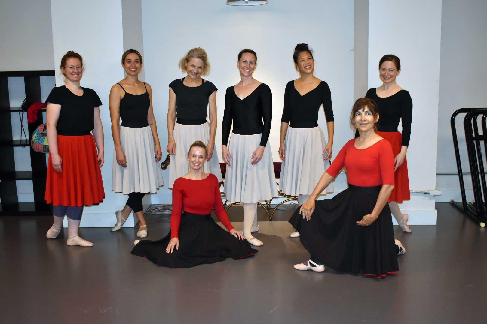The Dance Hub Student Performance Group